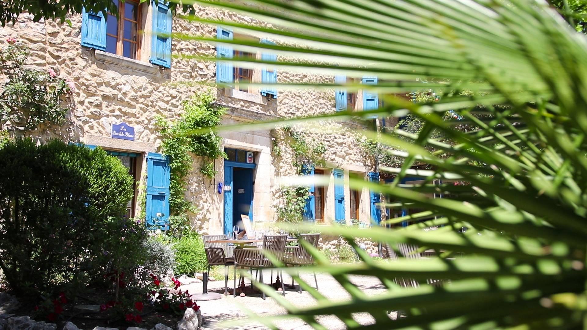Literie Vaison La Romaine la bastide bleue